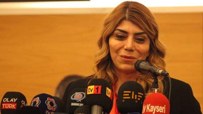 Kayserispor'da başkanlığa Berna Gözbaşı seçildi