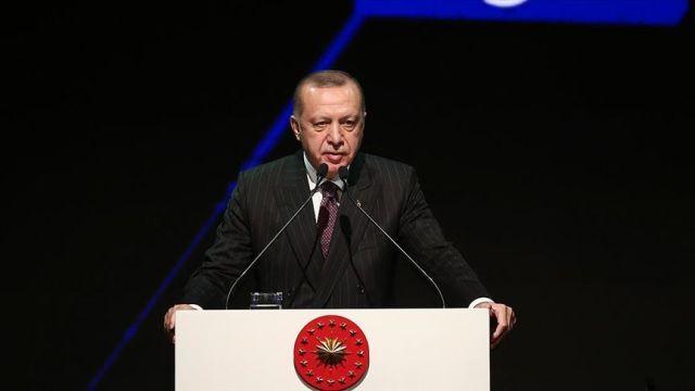 'Türkiye'nin geleceği için ne gerekiyorsa onu yaptık'