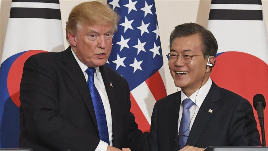 ABD ve Güney Kore'den yarımadadaki barış görüşmelerini güçlendirme kararı