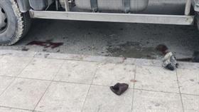 İstanbul'da mikser dehşeti! 1 ölü, 1 yaralı!