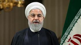 Ruhani: Yeni yılın bütçesi yaptırımlarla mücadeleyi esas alacak