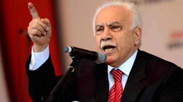Vatan Partisi Genel Başkanı Perinçek: Atomu parçalayabilirler ama  Türkiyeyi parçalayamazlar