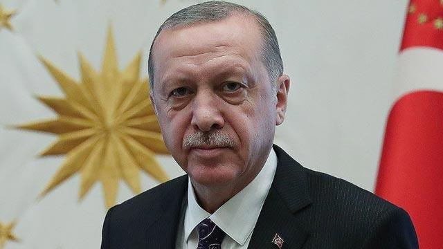 Başkan Erdoğan'dan şehit polis Alaattin Özdemir'in ailesine başsağlığı mesajı