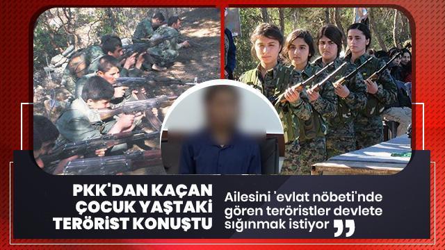 Evlat nöbeti terör örgütü PKK'yı zora soktu