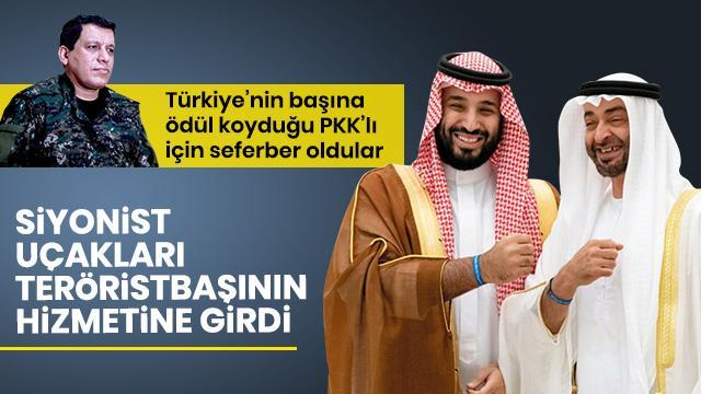 BAE ve Suudi Arabistan Türkiye'ye karşı terör kartını açtı