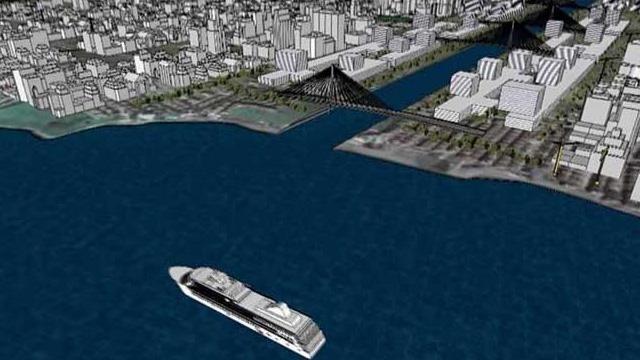 Bakan Turhan: 'Kanal İstanbul' Boğaz'ı kazalardan kurtaracak
