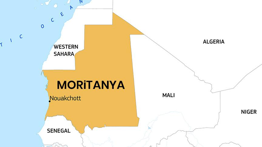 Moritanya açıklarında 192 düzensiz göçmen yakalandı
