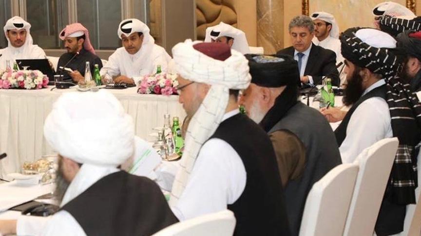 ABD-Taliban görüşmeleri 3 ay aradan sonra yeniden başladı