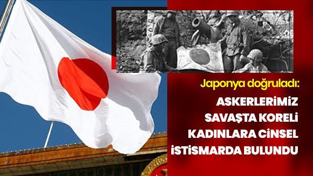 Japonya cinsel istismar iddialarını doğruladı!