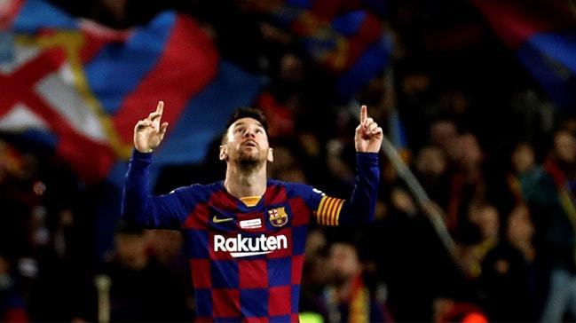Messi, La Liga tarihine geçti