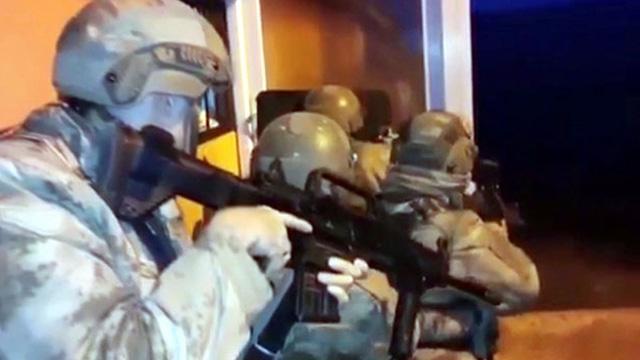 4 ilde 'Narko-Kıran13' operasyonu! 40 kişi gözaltına alındı