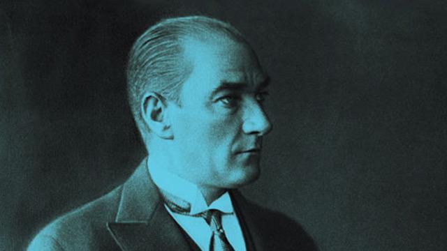 İşte Mustafa Kemal'in Çin'de yayımlanan ilk biyografisi...