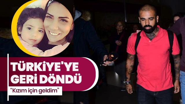 Işın Karaca'nın eski eşi Sedat Doğan: Kızım için geldim