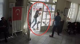 Doktora kafa atan saldırgan yakalandı: Çok pişmanım