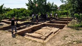 Kanuni Sultan Süleyman'ın Macaristan'daki türbesi alanındaki kazı çalışmaları tamamlandı
