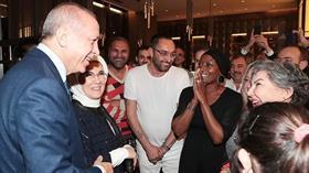 Della Miles o anları ilk kez anlattı! Başkan Erdoğan'a övgü dolu sözler