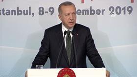 Başkan Erdoğan: Kuruluşundan bu yana İstanbul Sürecine sahip çıktık