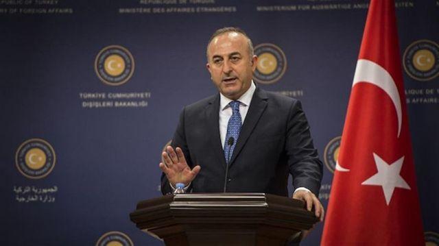 Dışişleri Bakanı Çavuşoğlu: KKTC'ye gemilerimizi göndererek büyük bir oyunu bozduk