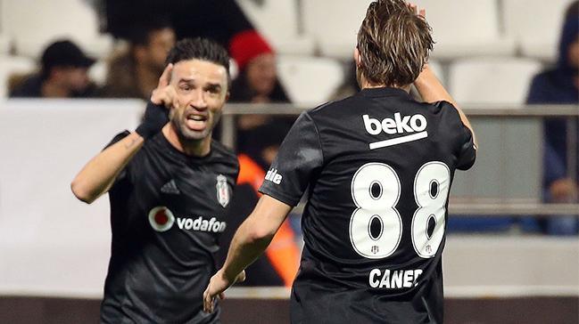 Beşiktaş'ın gizli forveti! Caner ve Gökhan doludizgin gidiyor