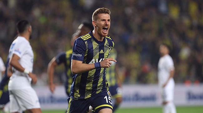 Fenerbahçeli Serdar Aziz: Sezon sonunda omuz omuza şampiyonluğa ulaşacağız