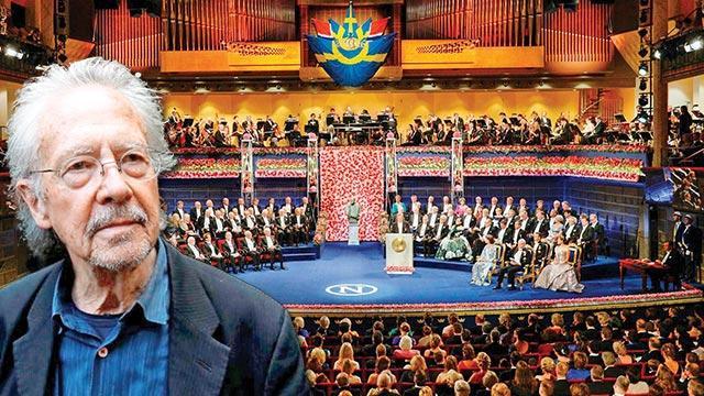 Türkiye'den Nobel törenine boykot
