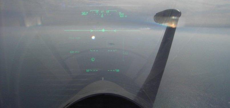 Yunan savaş pilotundan provokatif paylaşım! Türk gemisini hedefe kilitledi