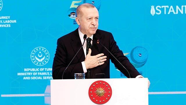 Başkan Erdoğan'dan Macron'a sert tepki: Sarı Yeleklileri'i niye durduramıyorsun?