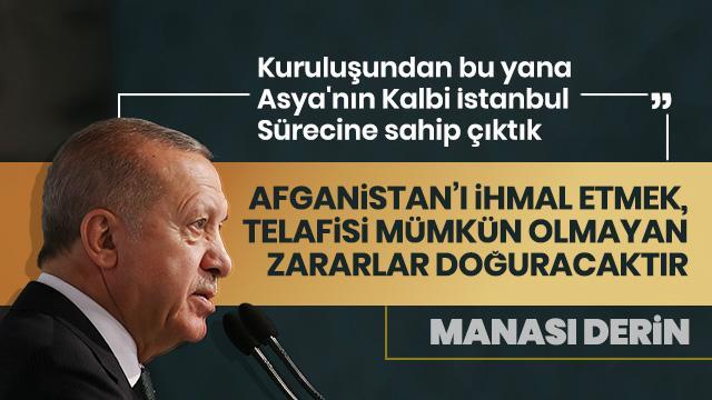 """""""İstanbul Sürecine sahip çıktık"""""""