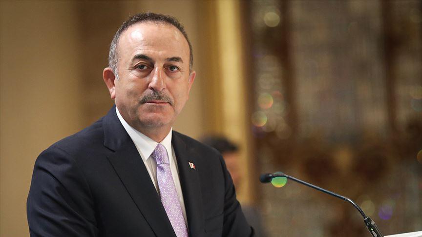Bakan Çavuşoğlu: Afganların liderliğinde kalıcı ve onurlu bir barışı hepimiz destekliyoruz