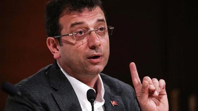 İmamoğlu'na çok sert 'Kanal İstanbul' yanıtı!