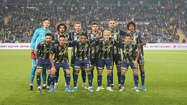 Fenerbahçe, istatistiklerini yükseltti