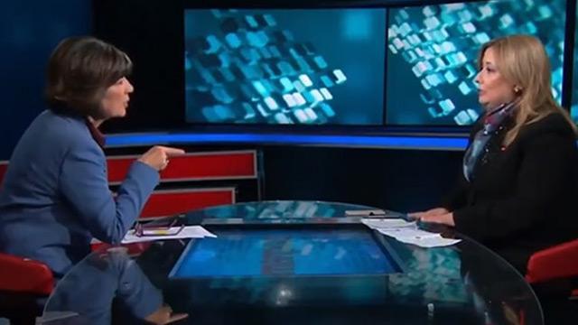 Amanpour'a konuşan Gülnur Aybet, Batı'nın PKK/YPG oyununu bozdu