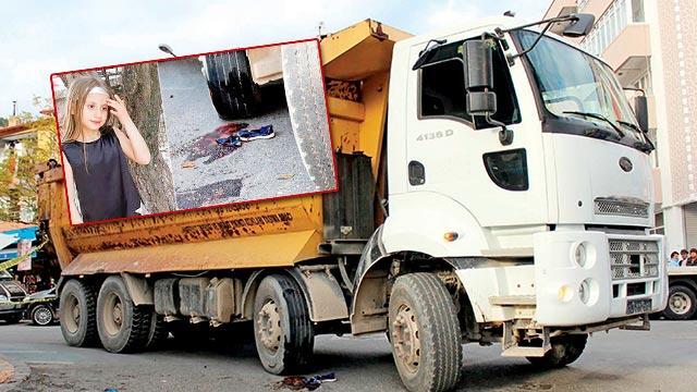 O kamyon, ayağıylabirlikte hayallerini de aldı