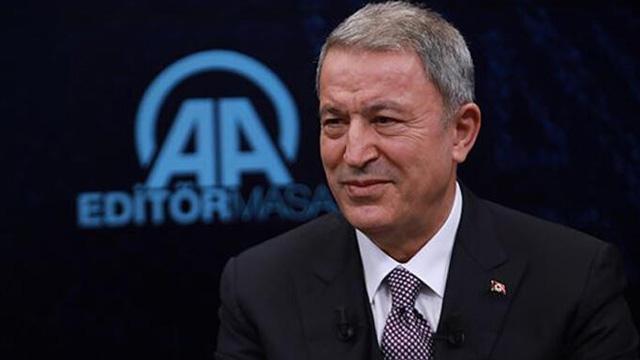 Bakan Akar: NATO planlarını bloke etme gibi bir şey söz konusu değil