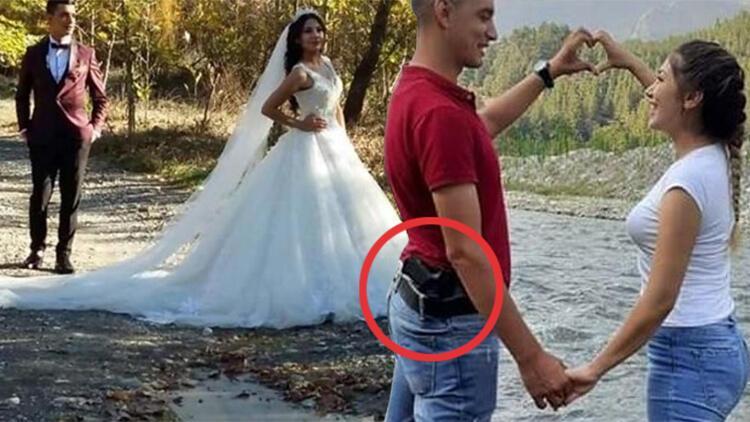 Eşi için 'kendini vurdu' demişti! Otopside gerçek ortaya çıktı