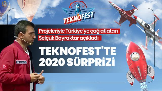 Selçuk Bayraktar duyurdu! TEKNOFEST ilk kez İstanbul dışında yapılacak