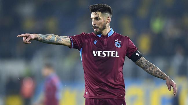 Trabzonspor'un Arjantinli yıldızı Jose Sosa, PFDK'ya sevk edildi