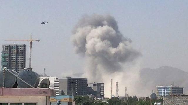 Afganistan'da Taliban'dan havan saldırısı: 25 yaralı