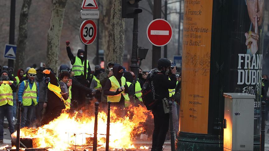 Türkiye'den Fransa'ya sert tepki!