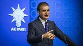 AK Parti Sözcüsü Çelik: Nobel ödülünün saygınlığına gölge düşürmüştür