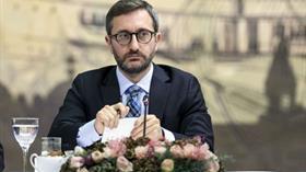 Fahrettin Altun'dan 'Orhan Pamuk' iddialarına yanıt