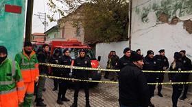 Konya'daki enkazdan acı haber! Konya'da 2 katlı kerpiç bina çöktü, 3 kişinin cansız bedenine ulaşıldı