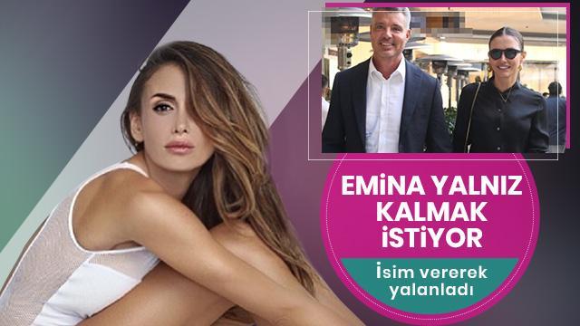 Saadettin Saran - Emina Jahovic ilişkisi neden bitti?