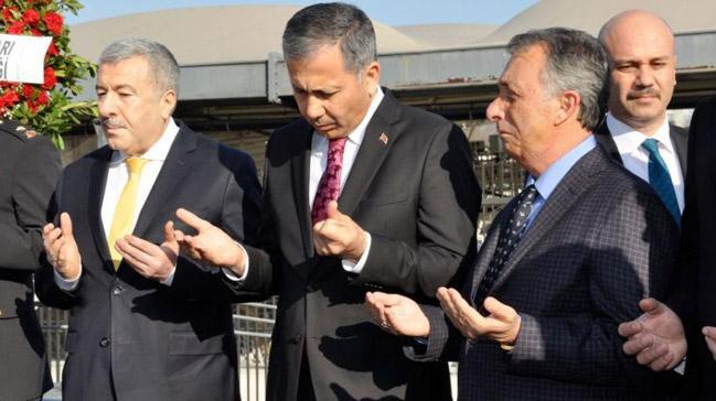 Beşiktaş saldırısında şehit olanlar anıldı