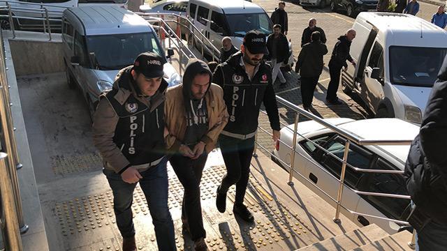 Çiğ köfte dürüme uyuşturucu koyan şahıs tutuklandı