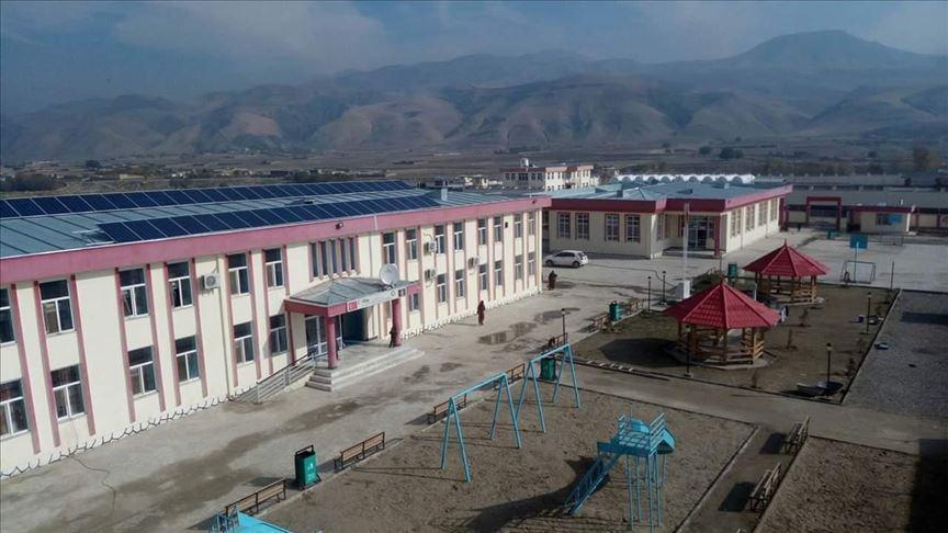 TİKA, Afganistan'daki yetimhaneye güneş enerjisi ve kamera sistemi kurdu