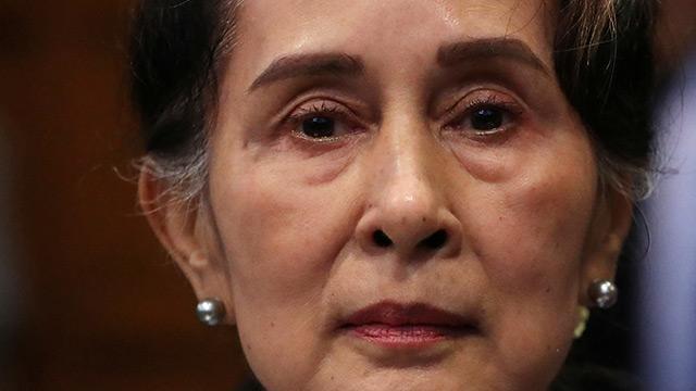 Müslümanların katleden Nobel ödüllü Myanmar lideri Aung San Suu Çii, soykırımı inkar etti