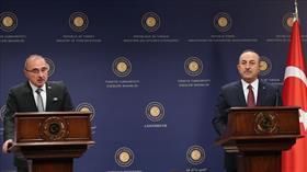 Hırvatistan Dış İşleri Bakanı Radman: Hırvatistan çok iyi bir ara bulucu olacak