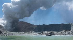 Yeni Zelanda'daki yanardağ patlamasında ölü sayısı 6'ya çıktı