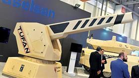 ASELSAN yeni silahı TUFAN ile yapılan atışta namlu çıkış enerjisi rekoru kırdı